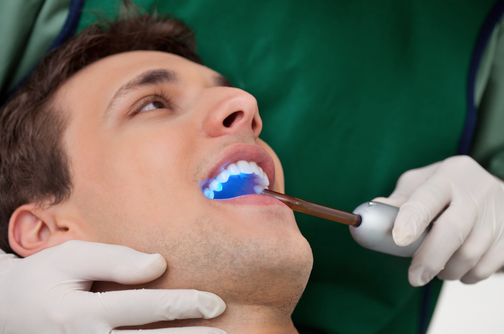 crowns and tooth fillings